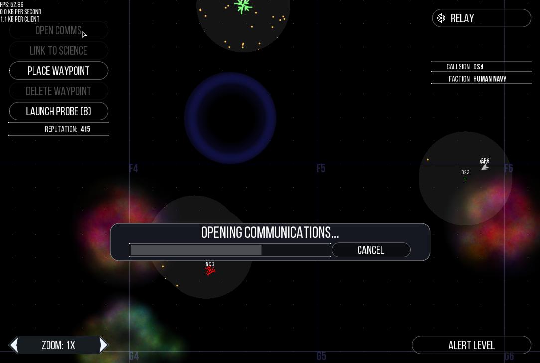 EmptyEpsilon - Multiplayer Spaceship Bridge Simulator